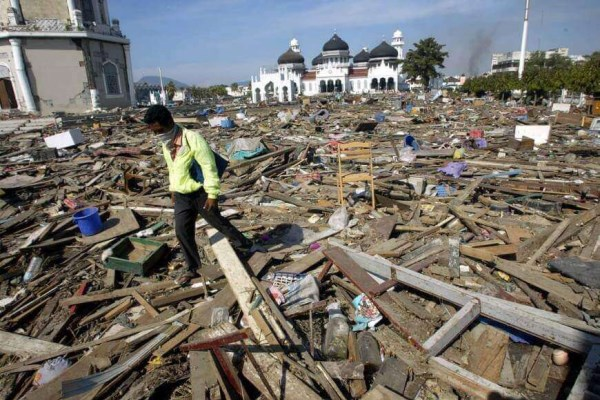Şili depremi