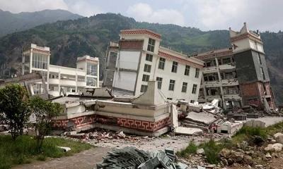 Deprem önlemleri