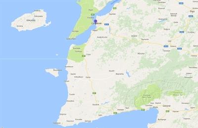 çanakkale depremi