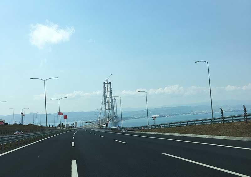 Osmangazi Köprüsü'nün Avantajları
