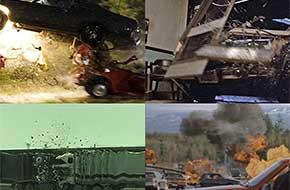 Filmler ve Araba Kazaları