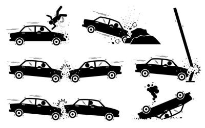 Trafik Kazalarını Azaltan Uyarı Sistemi