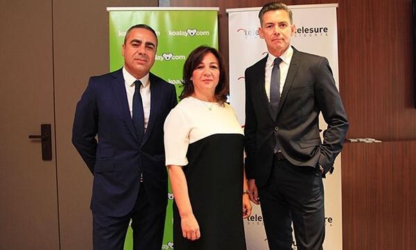 Alper Ziyal, Meltem Yigit, Bradley du Chenne