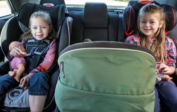 Trafikte çocuk güvenliği